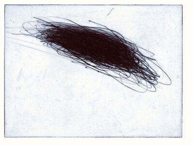 Arnulf Rainer, 'Kosmos III (blau)', 2003