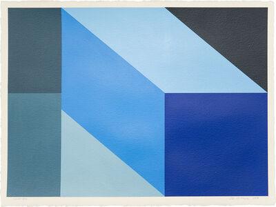 Mary Iverson, 'Cobalt Blue', 2018