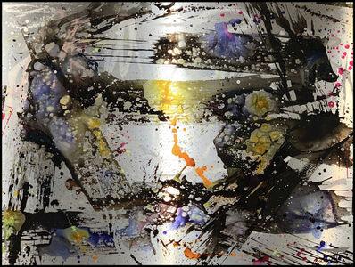 Cédric Bouteiller, 'Abstract gris', 2019