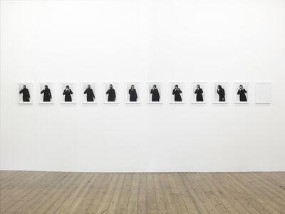 Keith Arnatt, 'Art as an Act of Retraction', 1971
