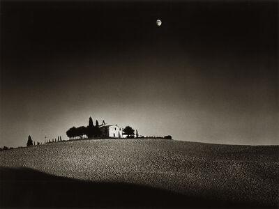 Roman Loranc, 'Moon over Tuscany', 2011