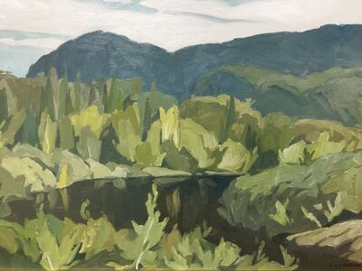A.J. Casson, 'Oxtongue River ', 1971