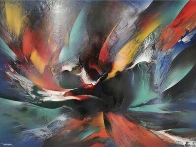 Leonardo Nierman, 'Vuelo encantado', 2017