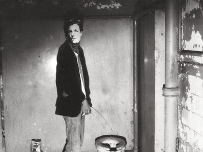 David Wojnarowicz, 'Arthur Rimbaud in New York (from a series of 44)', 1978-1979
