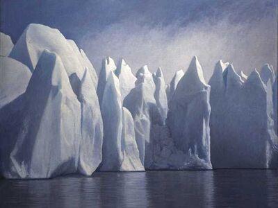 Guillermo Muñoz Vera, 'Glaciar Grey VII', 2018