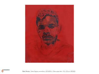 """Éder Oliveira, '""""Red Pages"""" Series - Série """"Páginas Vermelhas""""', 2015"""