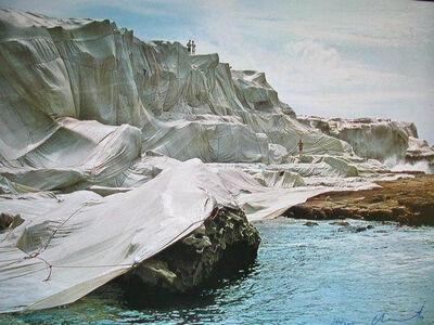 Christo, 'Wrapped Coast: Little Bay, Australia', 1969