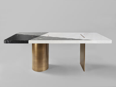 Isabelle Stanislas, ''Ellipse' Dining Table', 2019