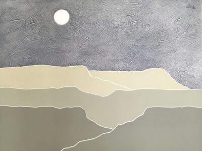 Peter Keefer, 'Taos Dusk', 1981