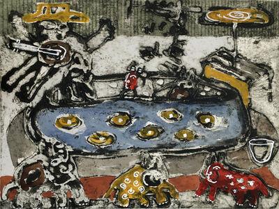 Manuel Lau, 'Chiens Vagabonds Suite - Calle ', 2006