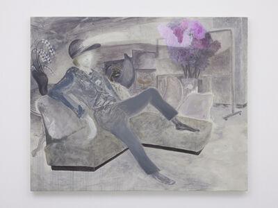Daisuke Fukunaga, 'Sleeping man', 2020