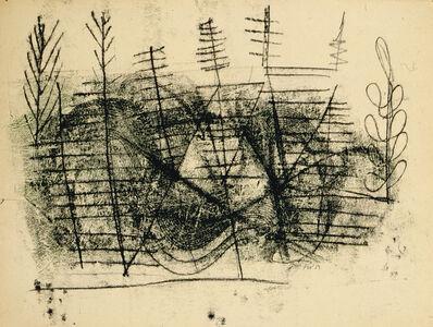 Fritz Winter, 'Ohne Titel (Untitled)', 1928