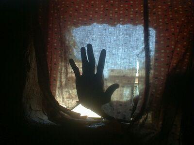 Mohamed Camara, 'Chambres Maliennes, C'est la chance qui est venu me saluer.', 2002