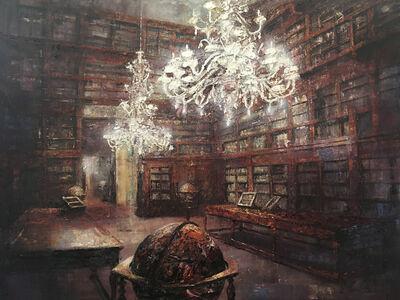 Massimo Giannoni, 'Biblioteca Mantova', 2019