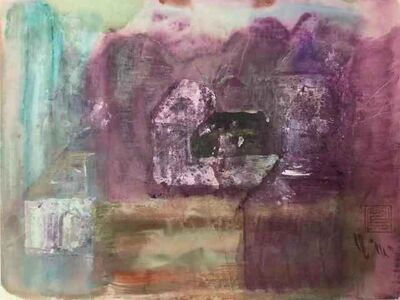 Leng Hong 冷宏, 'Autumn colours 艷秋', 2019