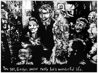 Bill Dunlap, 'You see, George, you've really had a wonderful life.', 2016
