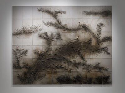 Cai Guoqiang 蔡国强, 'Winter', 2014