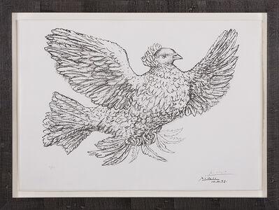 Pablo Picasso, 'Dove of  Peace ', ca. 1950
