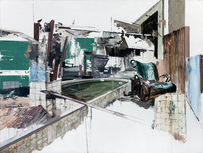 Liu Chao 刘超, 'Clean Water Pond', 2014