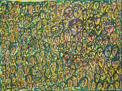 Roger Jones, 'Love of People', 2018