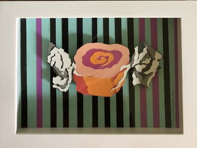 Philomena Marano, 'Pink saltwater taffy', 2018