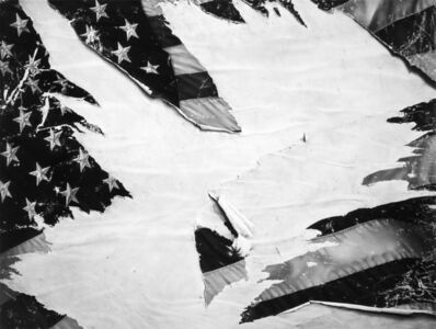Robert Longo, 'Untitled (Torn Flag)', 2018