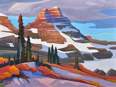 Nicholas Bott, 'Assiniboine Provincial Park', 2020