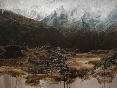 Clemens Tremmel, 'himālaya', 2018
