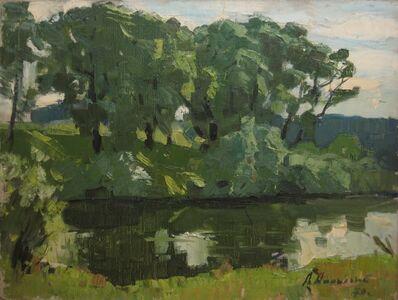 Aleksandr Timofeevich Danilichev, 'Istra River', 1970