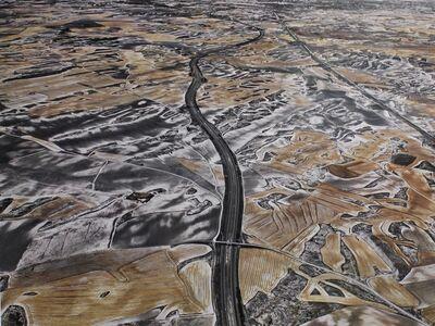 Edward Burtynsky, 'Drylands Farming #27, Monegros County, Aragon, Spain', 2010