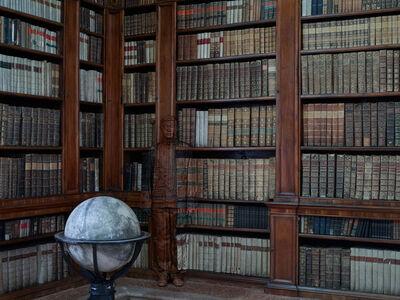 Liu Bolin, 'Culture - Public library'