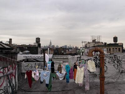 Shai Kremer, 'New York - Notes from the Edges # 17', 2004-2019
