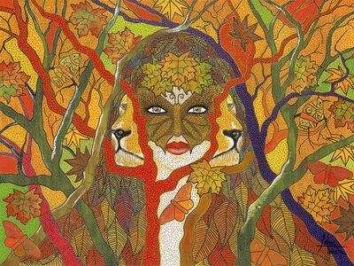 Tresoea (Ayhan Yavuz), 'Fall', 2015
