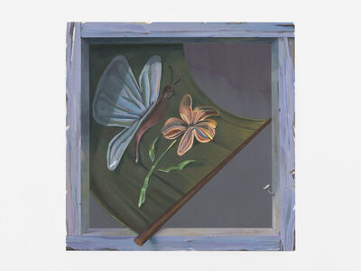 "Alexander Harrison, 'Butterfly ""Spring Breeze""', 2019"