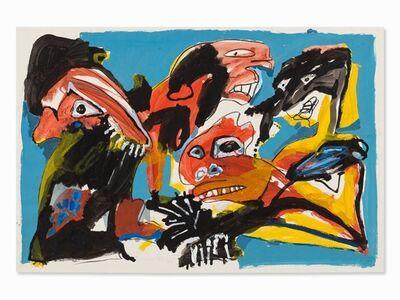 Lucebert, 'Untitled', 1977