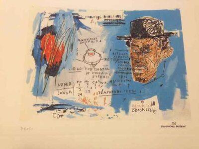 Jean-Michel Basquiat, 'PPCD (aka Brooklyn) - Basquiat Reproduction', 1982-1983