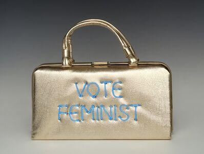 Michele Pred, 'Vote Feminist', 2019