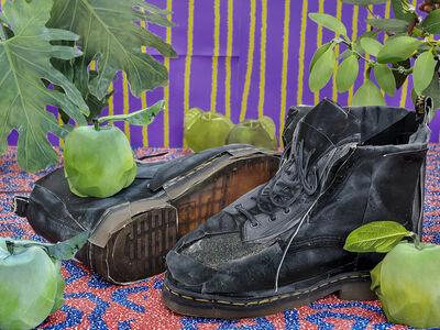 Daniel Gordon, 'Green Apples and Boots, 2020', 2020