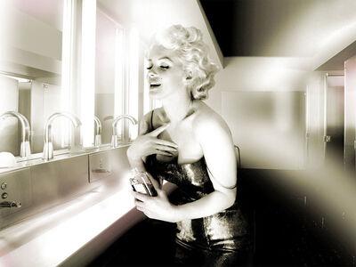 Axel Crieger, 'Marilyn Monroe - The girl's room', 2018