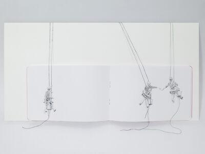 Carlos Alarcón, 'Sketchbook No. 2', 2020