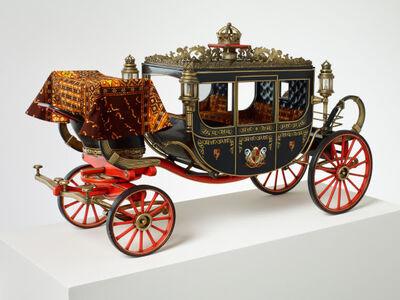Yinka Shonibare CBE, 'Carriage Clock', 2019
