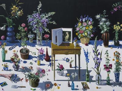 Paul Wonner, 'To Flora', 1985