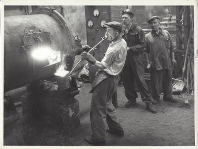 Ferenc Csík, 'Iron Smelter', 1938