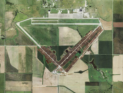 Mishka Henner, 'Black Diamond Feeders, Herington Air Base, Kansas  ', 2013