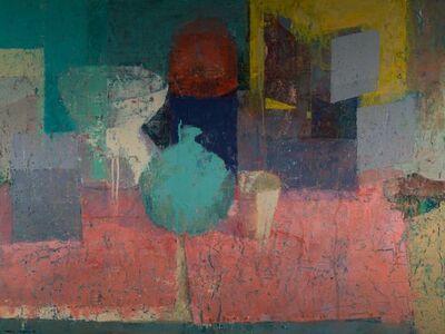 Chris Liberti, 'Turquoise and Pink', 2018