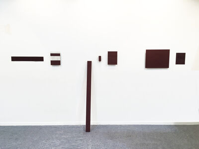 UBIK (b. 1985), 'Assembly Line VII-IX', 2017