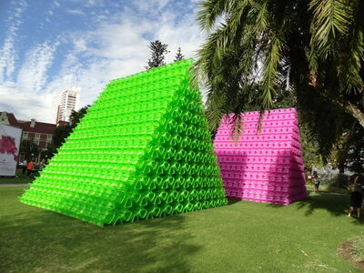 Choi Jeong Hwa, 'Air air(Perth International Art Festival)', 2012
