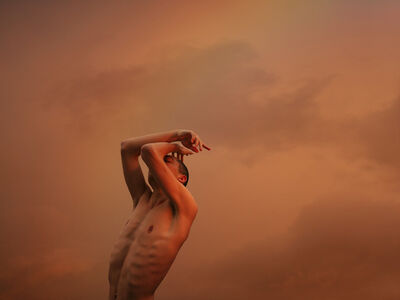DAVID UZOCHUKWU, 'LATE SUMMER STORM', 2016