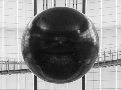 Mårten Lange, 'Black sphere', 2017