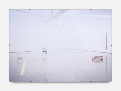 Gili Tal, 'Spaces for Reflection (The Whole World at Your Fingertips, Chair)', 2019